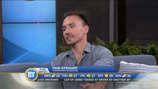 rob stewart news