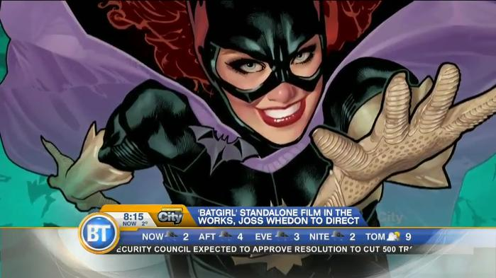 'Batgirl' standalone film is in the works!