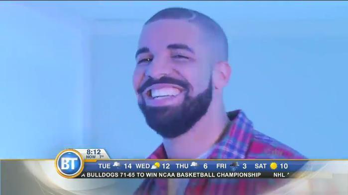 Drake makes his return to acting!