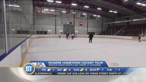 Rogers Hometown Hockey Tour: CYO Just Try It Program