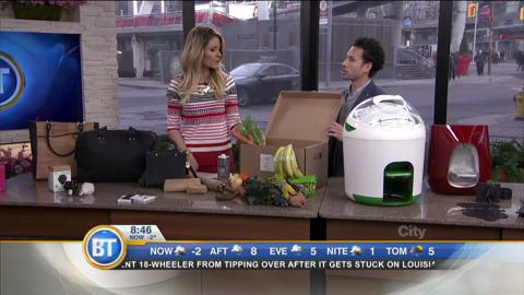 Check Out New Products From The Green Living Show