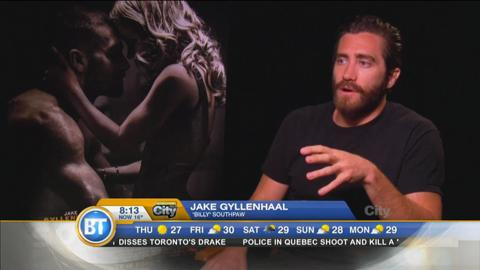 Entertainment City: Katy Perry joins Swift and Minaj Twitter debate, We chat with the stars of 'Southpaw' and 'Papertown'