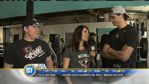 Sean Hope-Ross Fitness 1 – July 24th