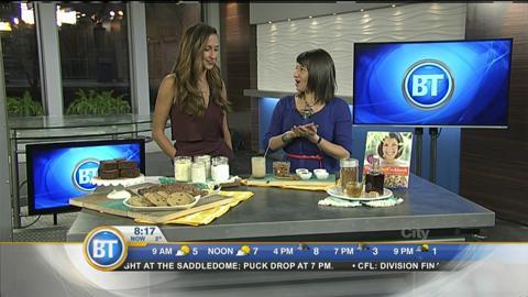 "Gluten-free recipes from ""The Undiet Cookbook"""