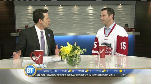 Flames assistant GM Craig Conroy previews Rogers Hometown Hockey