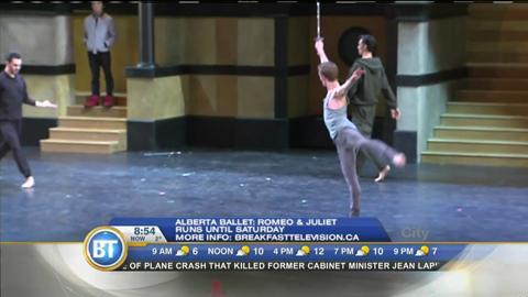 Alberta Ballet: Romeo & Juliet Part 4
