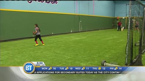 Calgary Adrenaline: Softball part 1