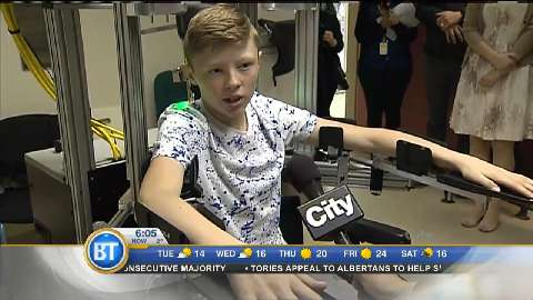 Robotics and neonatal strokes: New research from the University of Calgary