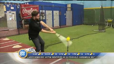 Calgary Adrenaline: Softball part 2