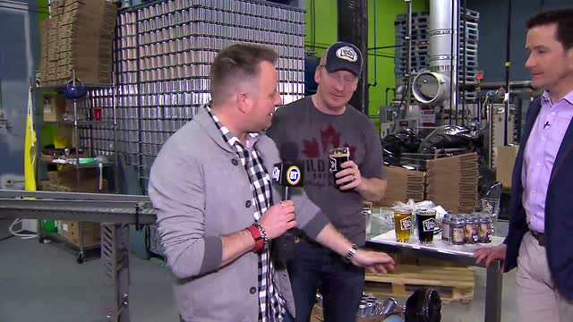 Ted And Andy on cans vs. bottles