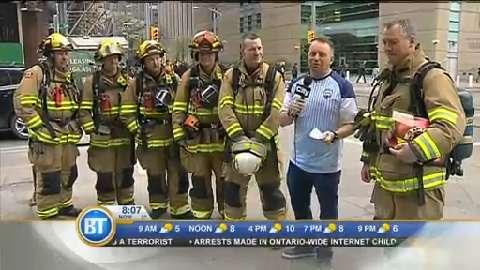 Calgary Firefighter Stairclimb Challenge