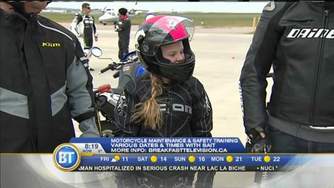 Motorcycle Safety Course 3
