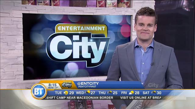 Entertainment City: Gord Downie diagnosed with terminal brain cancer and highlights from the BBMAs