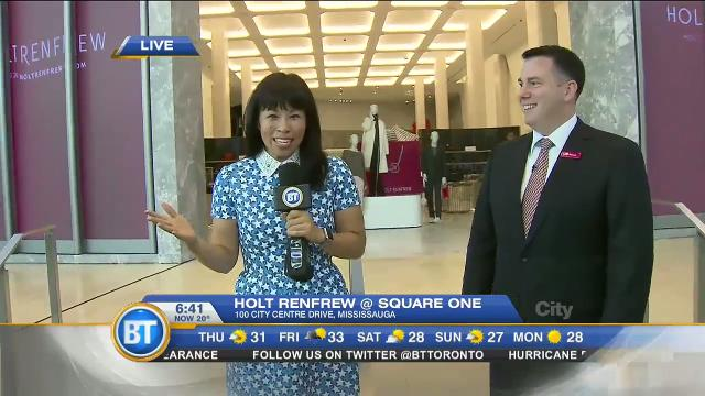 4721ef0fc494 Pay live at Holt Renfrew Square One (1 of 4)
