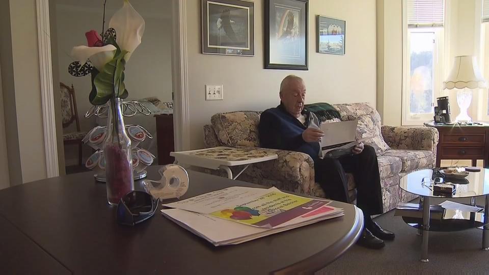 Calgary Seniors' Dreams Made a Reality