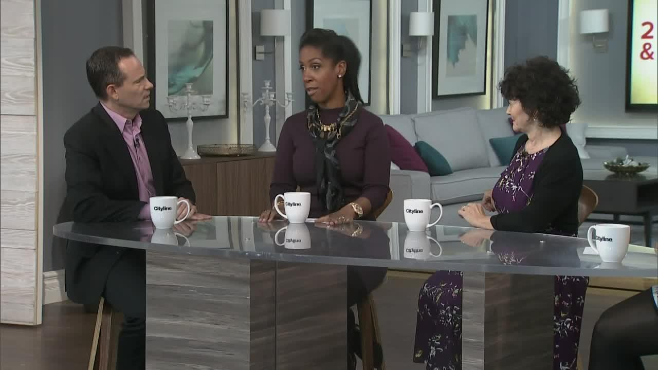 Two truths and a lie with Tracy, Mairlyn Smith, Bruce Sellery and Dr. Marjorie Dixon