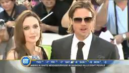 Entertainment City: Brangelina divorce gets messier