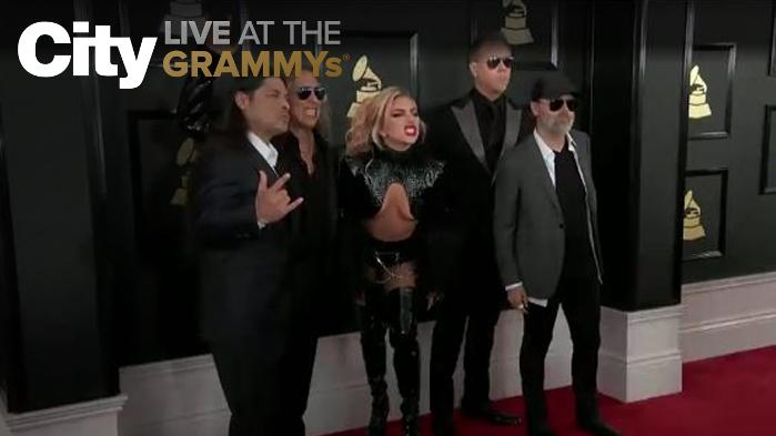 Metallica and Gaga Are Shining in Their Shades
