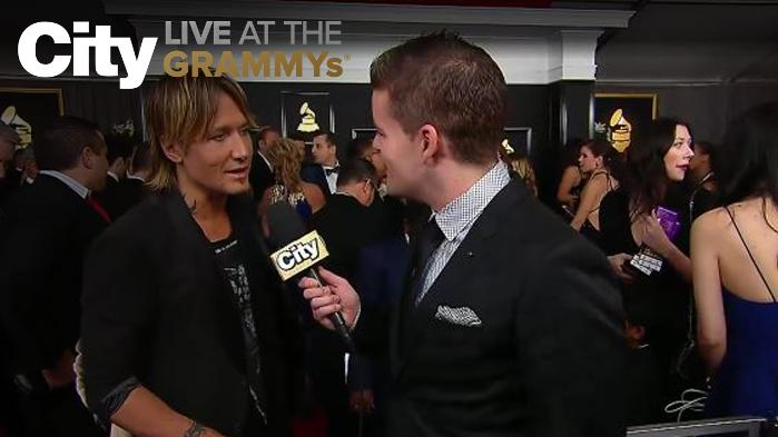 How Does Keith Urban Feel Performing With Carrie Underwood?