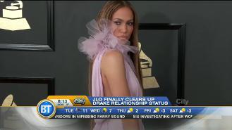 Jennifer Lopez addresses rumours on relationship with Drake!