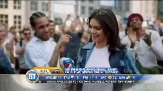 Kendall Jenner and Pepsi ad sparks online outrage