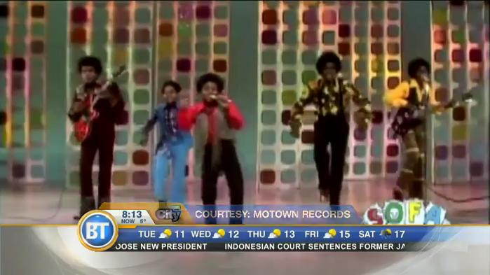 The Jackson 5 head out on the 50th Anniversary Tour!