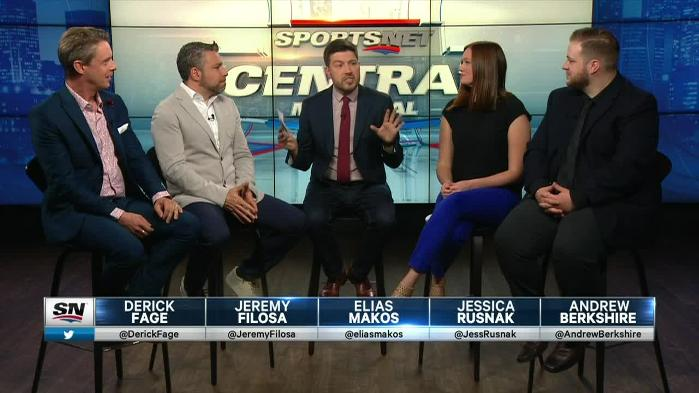 Sportsnet Central Montreal Panel – May 25, 2017
