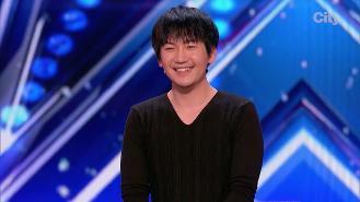 AGT Web Extra - Will Tsai
