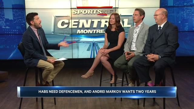 Sportsnet Central Montreal Panel - June 29, 2017