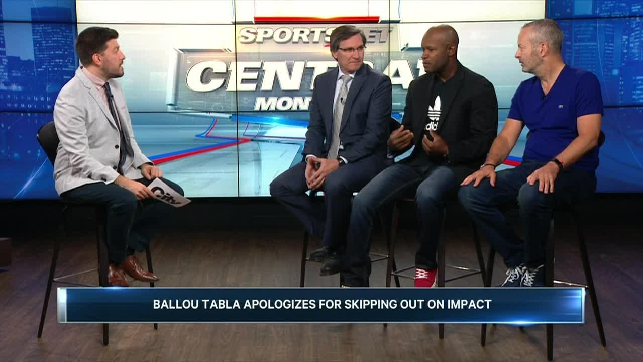 Ballou Tabla apologizes for skipping out on Impact