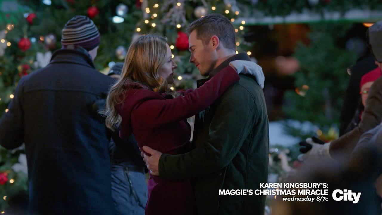 Karen-Kingsbury's Maggie's Christmas Miracle