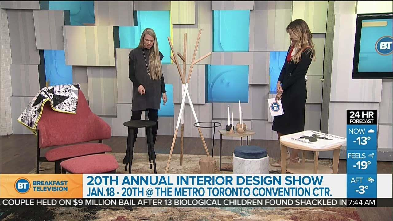 Sneak peek at Interior Design Show coming to Toronto
