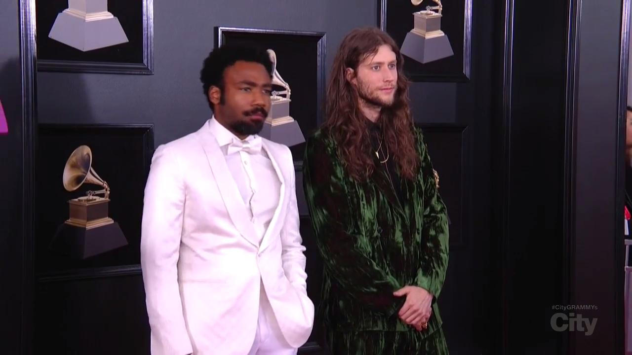 Childish Gambino Red Carpet
