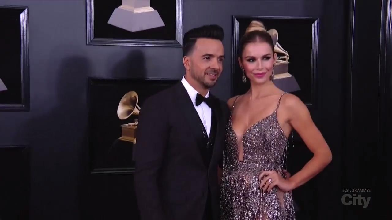 Luis Fonsi Red Carpet