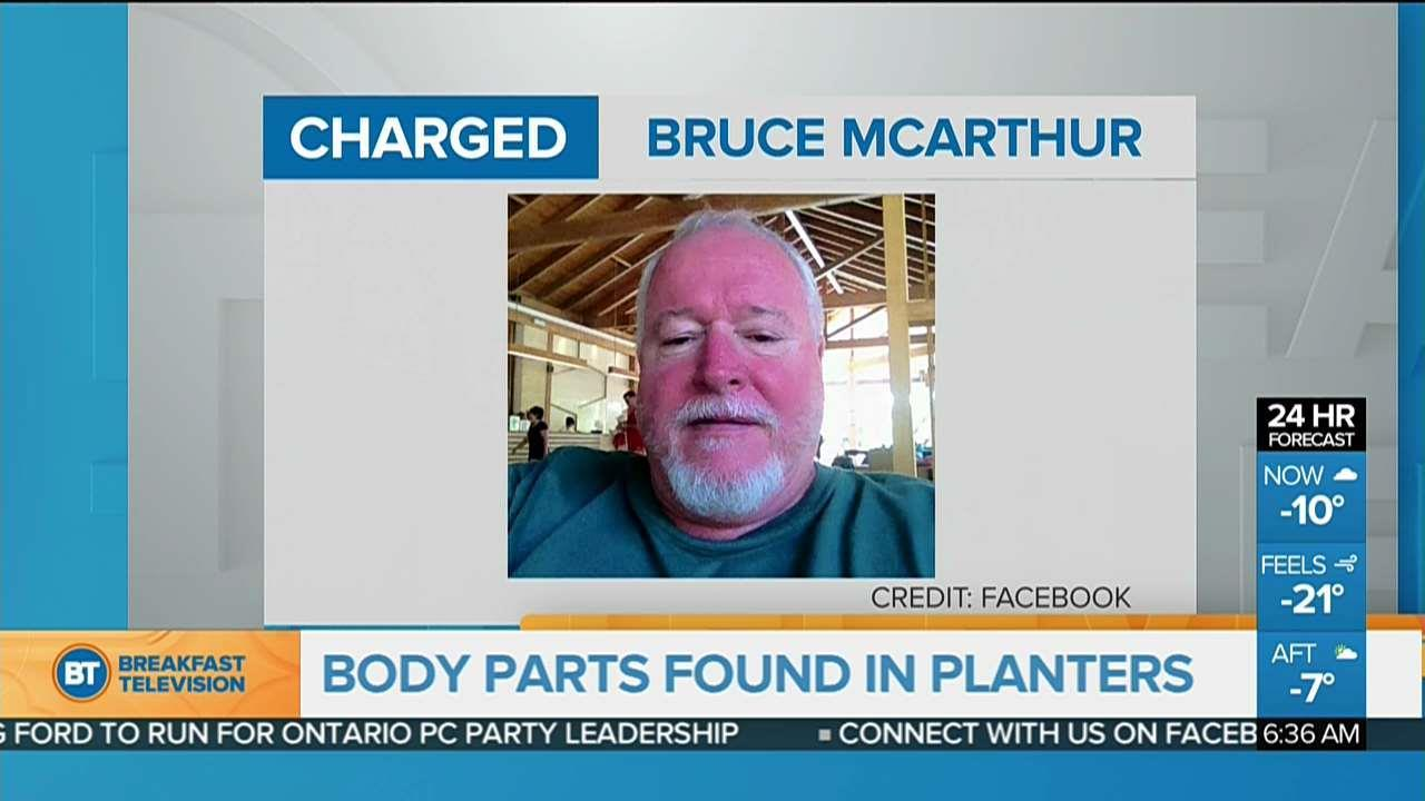 Bruce McArthur now facing 5 first-degree murder charges