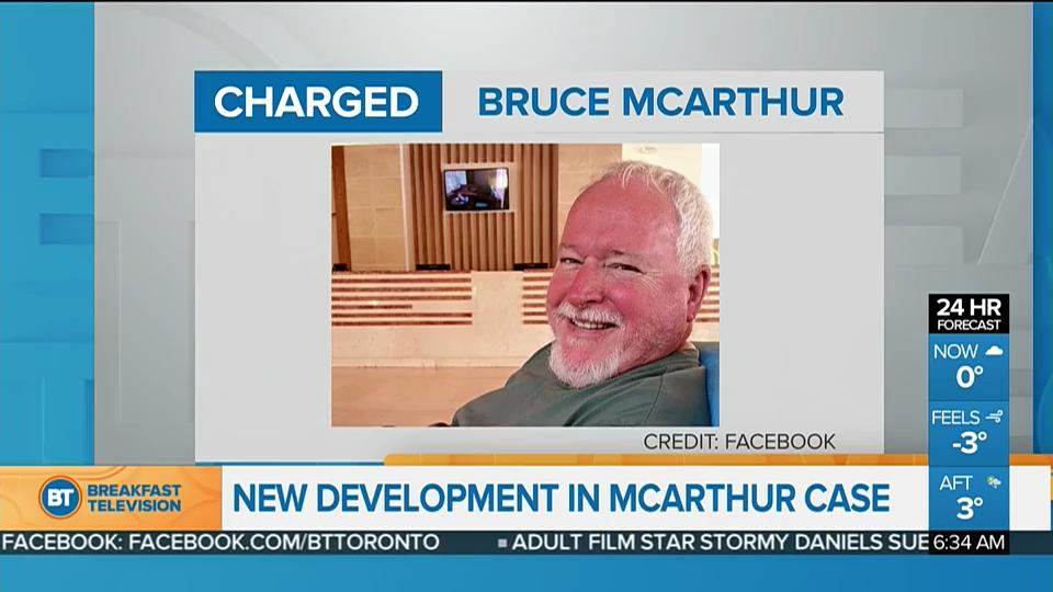 Bruce McArthur previously questioned by police, and other top stories