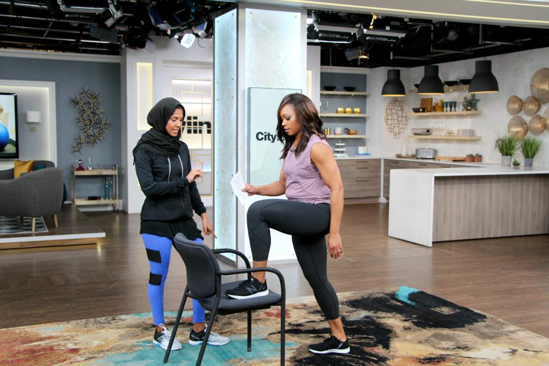 The chair workout that might make you cancel your gym membership