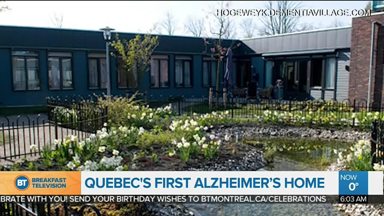 New Alzheimer\'s home in Montreal