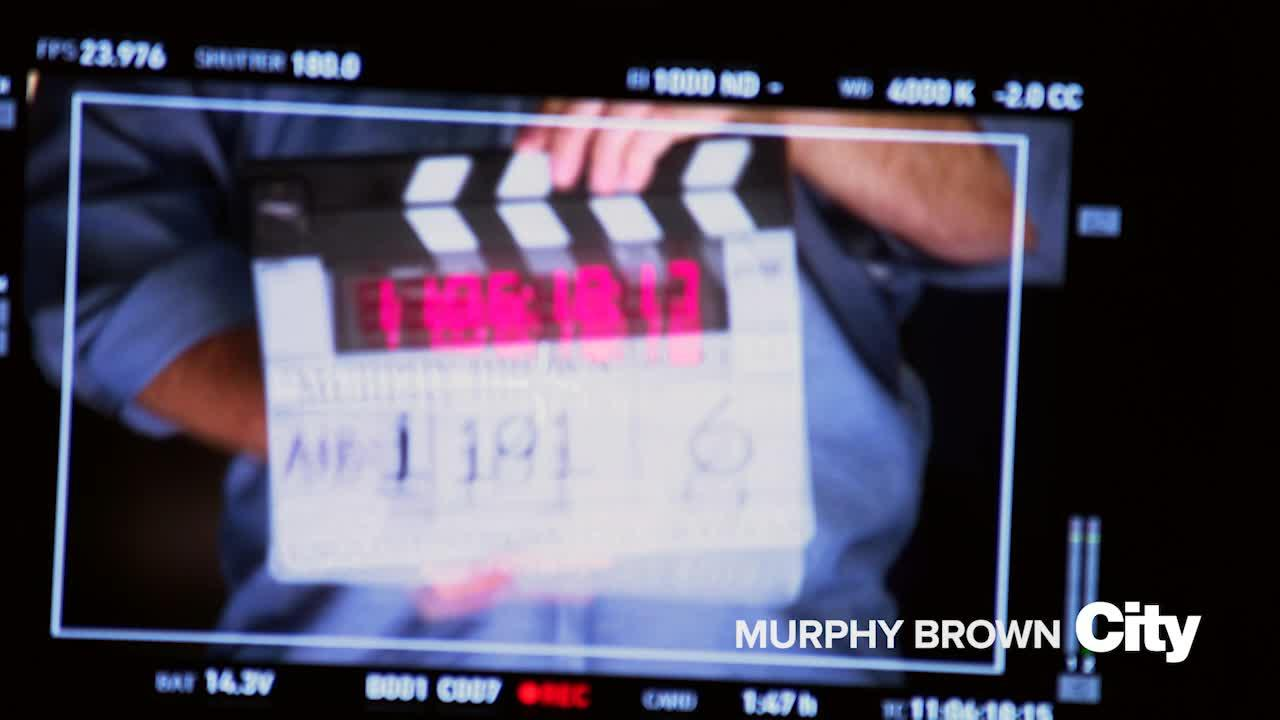 Murphy Brown, Thursdays this fall
