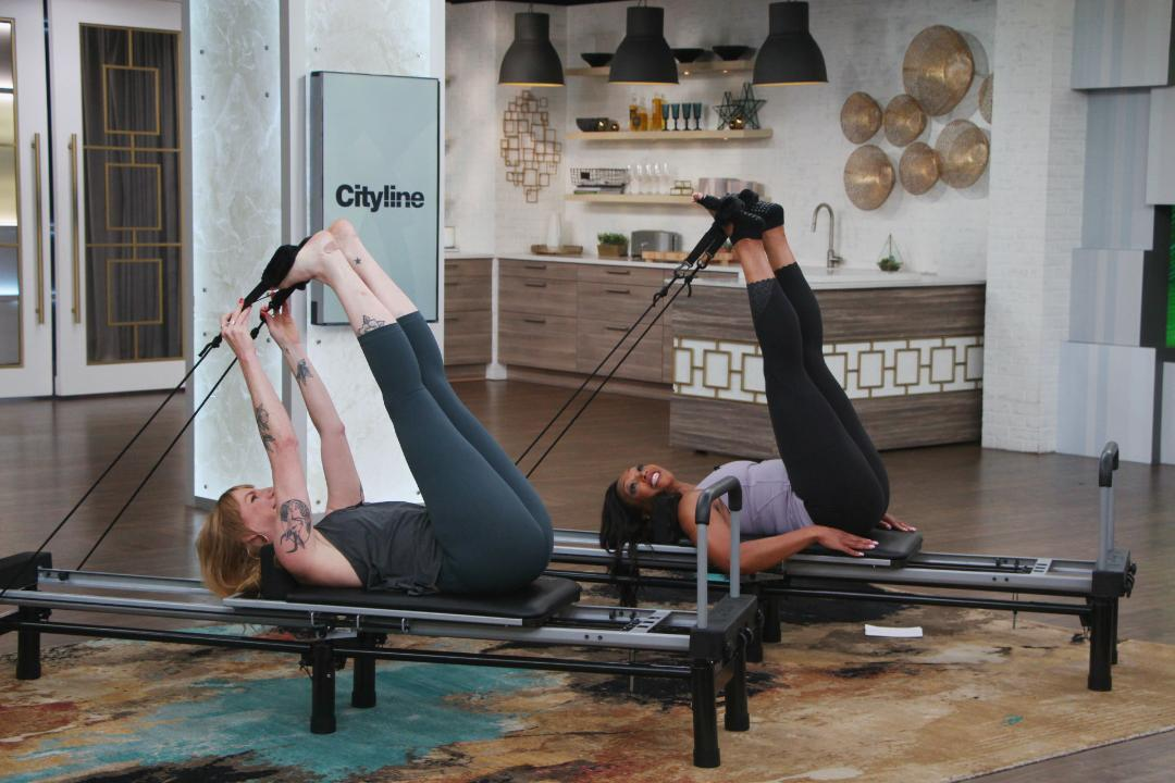 Would you try the pilates reformer? How to go from mat to machine - Cityline