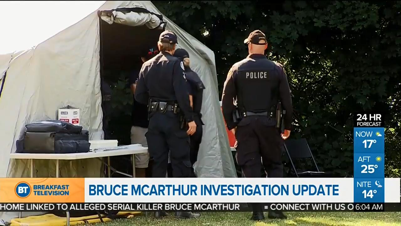 Bruce McArthur investigation continues after more human remains found