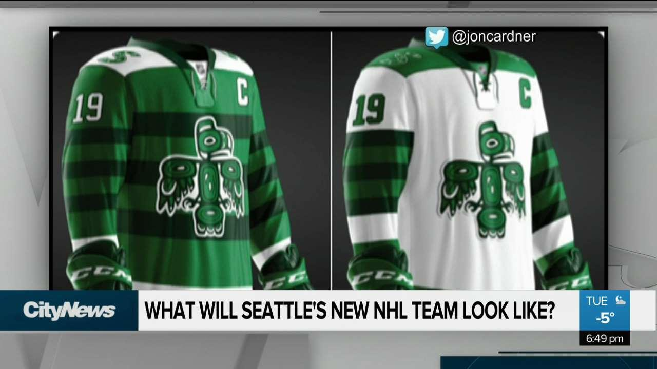 What Will Seattle s New NHL Team Look Like  - Video - CityNews Toronto 1811b3dafc3c