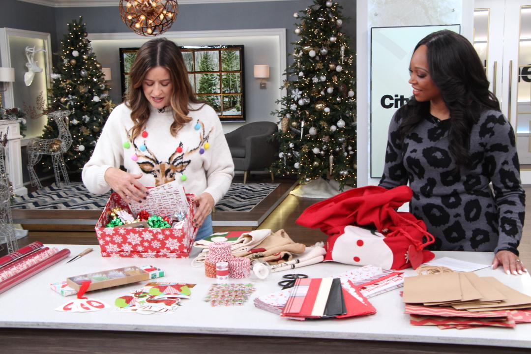 Creating your own DIY wrapping station