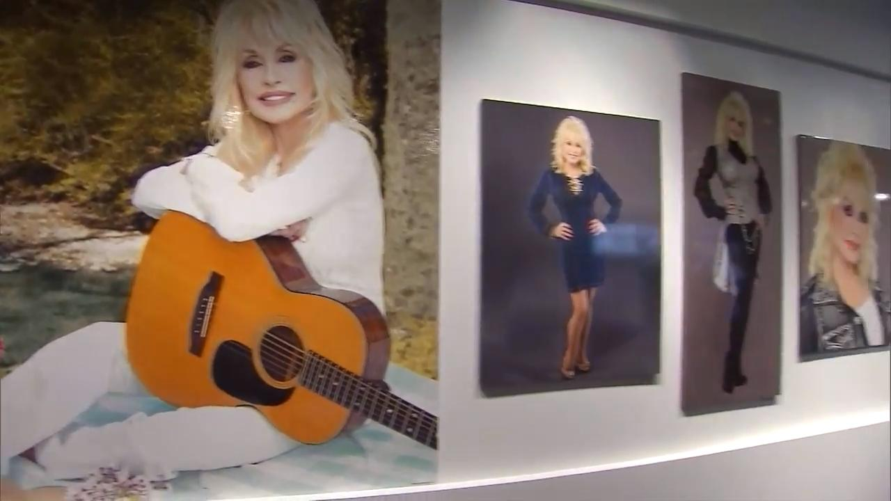 Hey Dolly! Paying tribute to Dolly Parton ahead of the Grammys