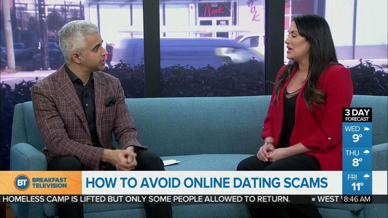 dating online news