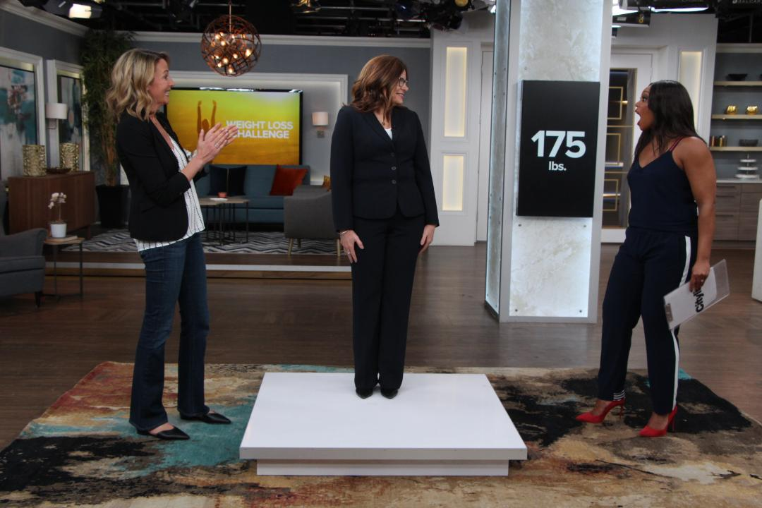 Weight Loss Challenge: a confidence-boosting weigh-in