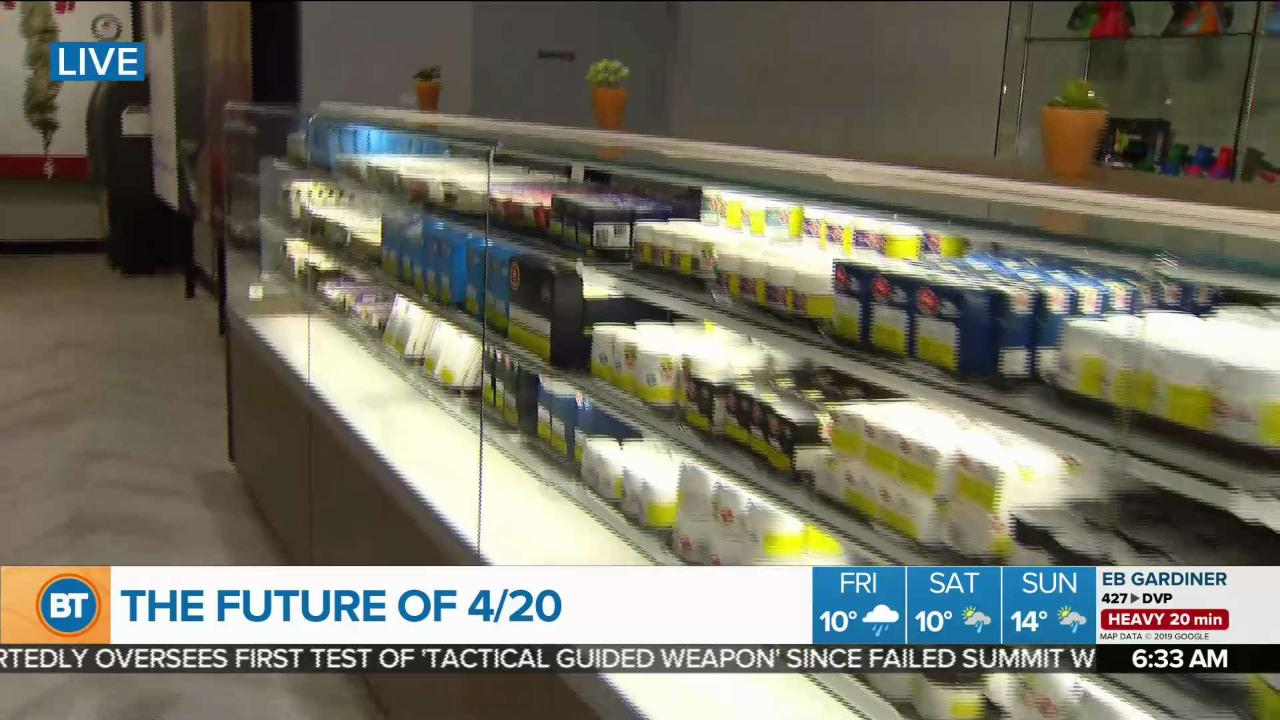8359950bdcaeb An inside look at Toronto s newest cannabis store