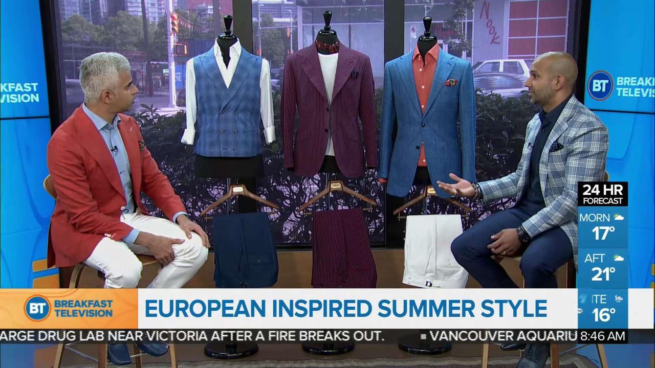 6e25330aec9d7 European Inspired Summer Style