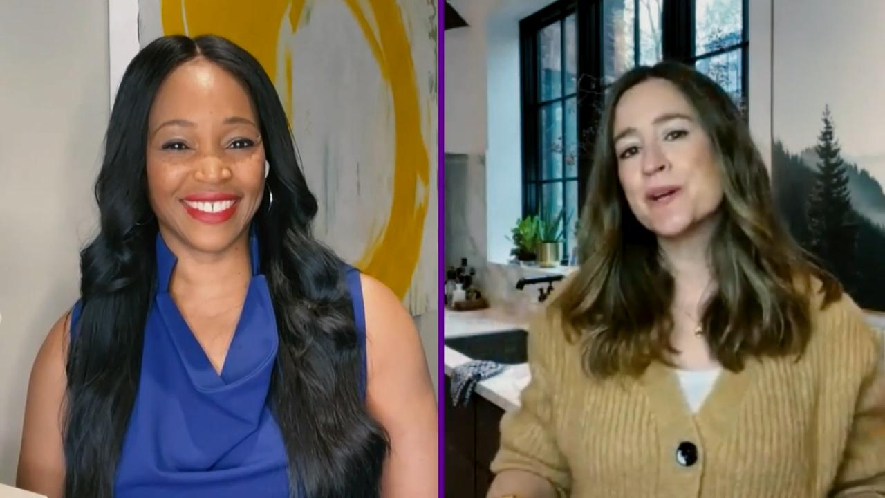 Janice Meredith shares how she's getting it all done while staying home